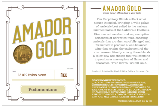 Amador-Gold-wine-label